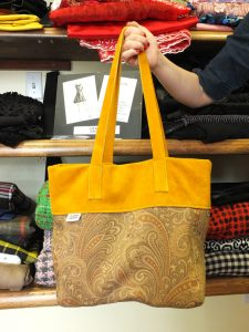 Bespoke Bags from Algonquin Sewing Design Studio